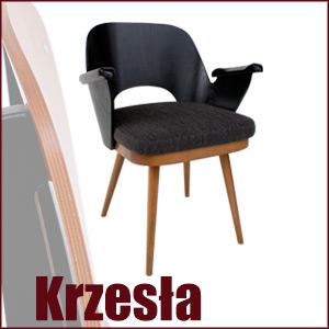 Krzesła drewniane, tapicerowane, do salonu, do jadalni - Producent krzeseł