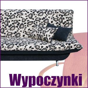Wypoczynki, sofy, wersalki, fotele - Producent wypoczynków